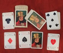 Collectible Vintage advertising playing cards Johnnie Walker Whisky,